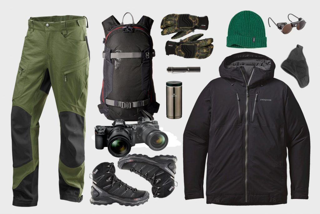 items to pack during gorilla trekking tour