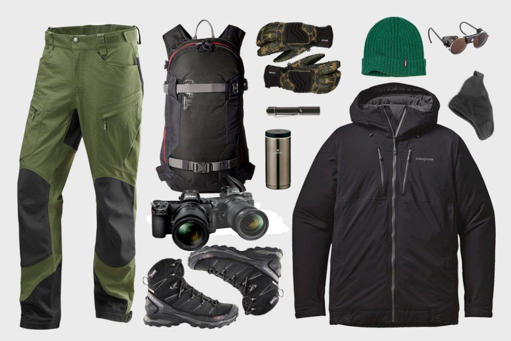 items to pack during gorilla trekking tour