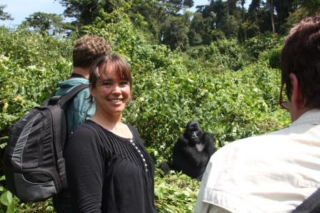 Gorilla-TRacking-Tours